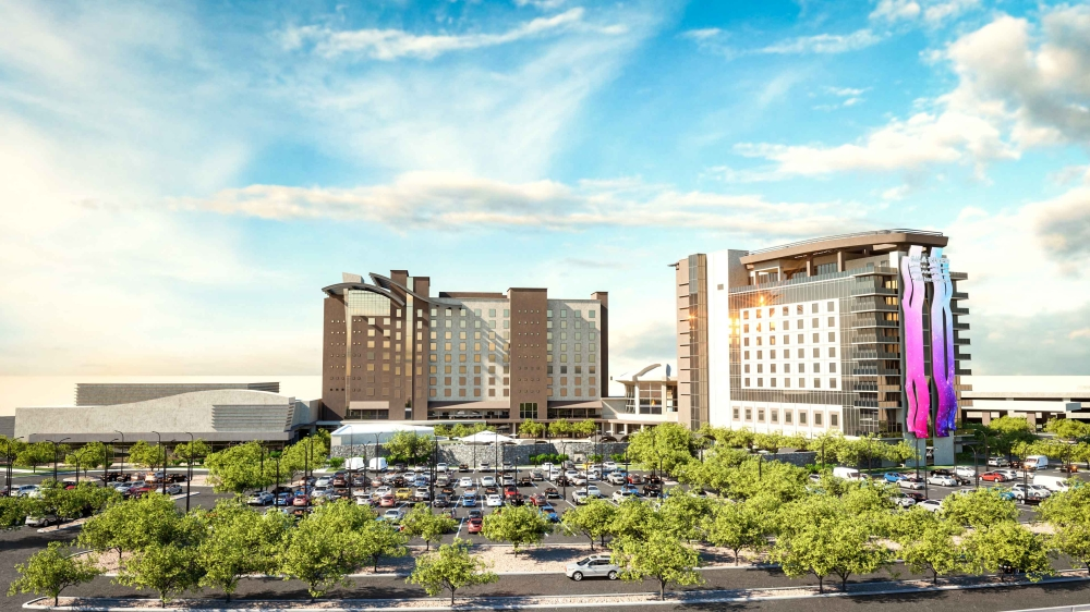 BetMGM announced Aug. 9 partnerships with Gila River Hotels & Casinos and the Arizona Cardinals for retail and online sports betting, establishing its first relationships in the state of Arizona, according to a news release from Gila River Hotels & Casinos. (Courtesy Gila River Hotels & Casinos)