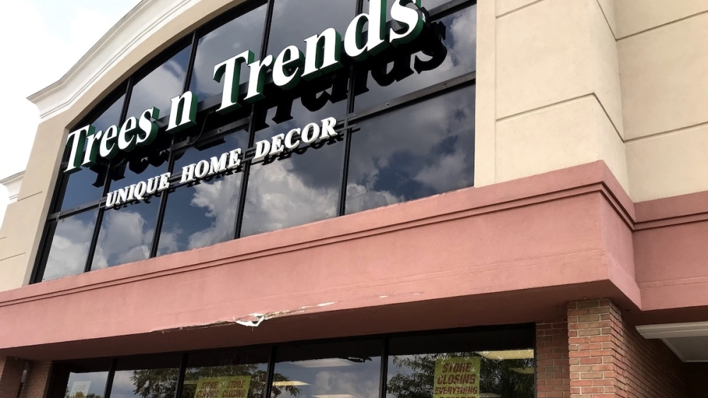 Trees N Trends will close its location in Franklin. (Wendy Sturges/Community Impact Newspaper)