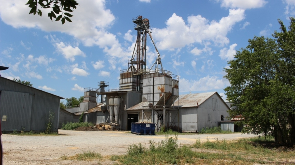 McKinney is working to address contaminated groundwater underneath its old cotton gins and industrial facilities on the east side of Hwy. 5. (Miranda Jaimes/Community Impact Newspaper)
