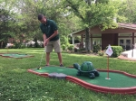 The company offers mini golf rentals. (Photos courtesy Games To Go Nashville)
