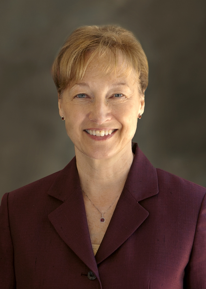 Texas State University President Denise Trauth will retire May 31, 2022, after almost 20 years as university president. (Photo courtesy TXST)