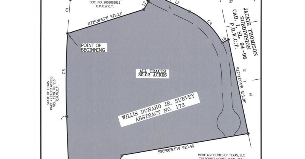 The Round Rock City Council unanimously approved the addition of 30 acres to Municipal Utility District No.2, located off of East Old Settlers Boulevard, at its Aug. 26 meeting. (Courtesy city of Round Rock)