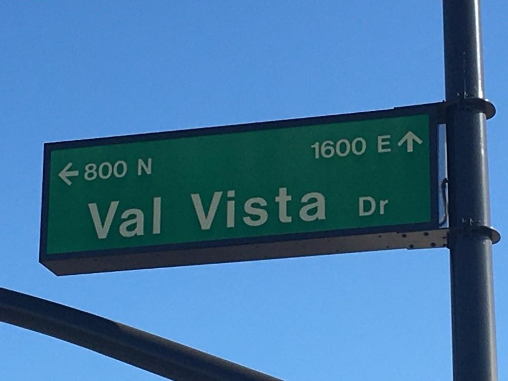 Val Vista Drive