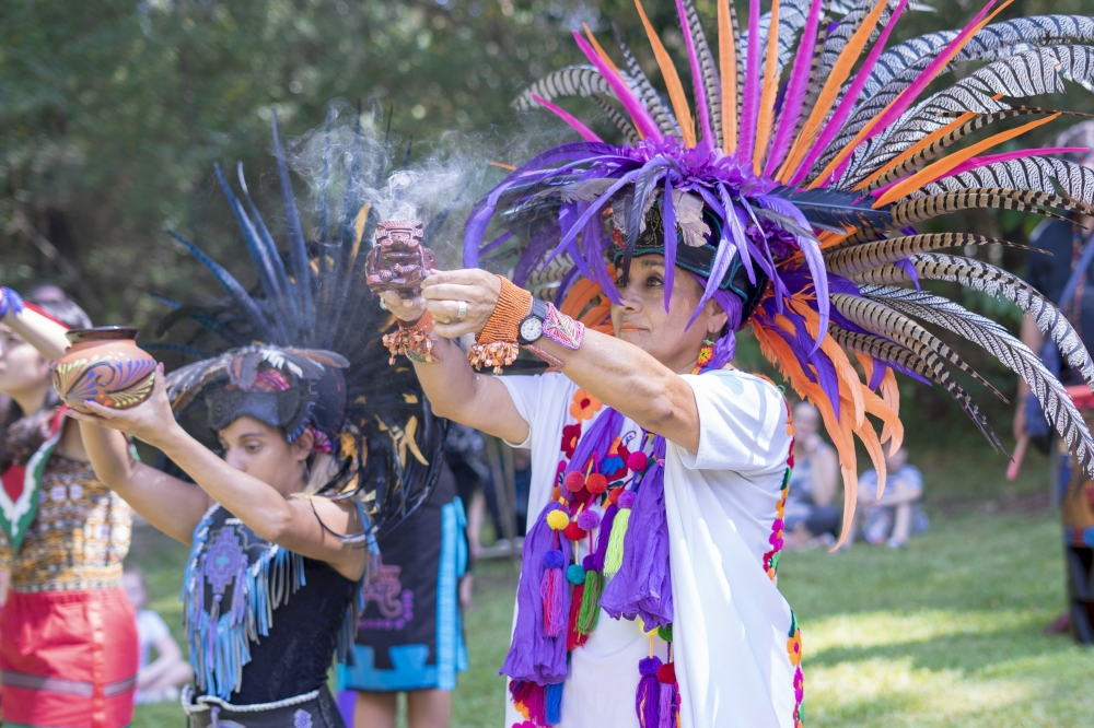 Learn about the indigenous people of the Akokisa Indian Village, who once lived in Southeast Texas, on Native American Heritage Day. (Courtesy Harris County Precinct 4)