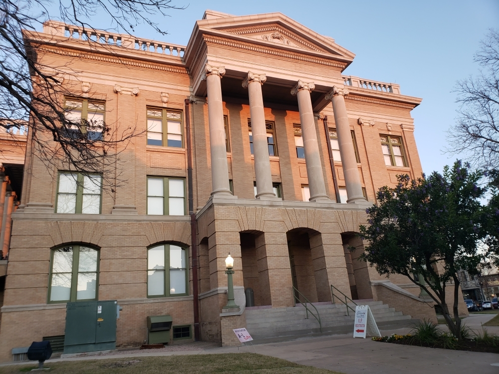 Williamson County courthouse