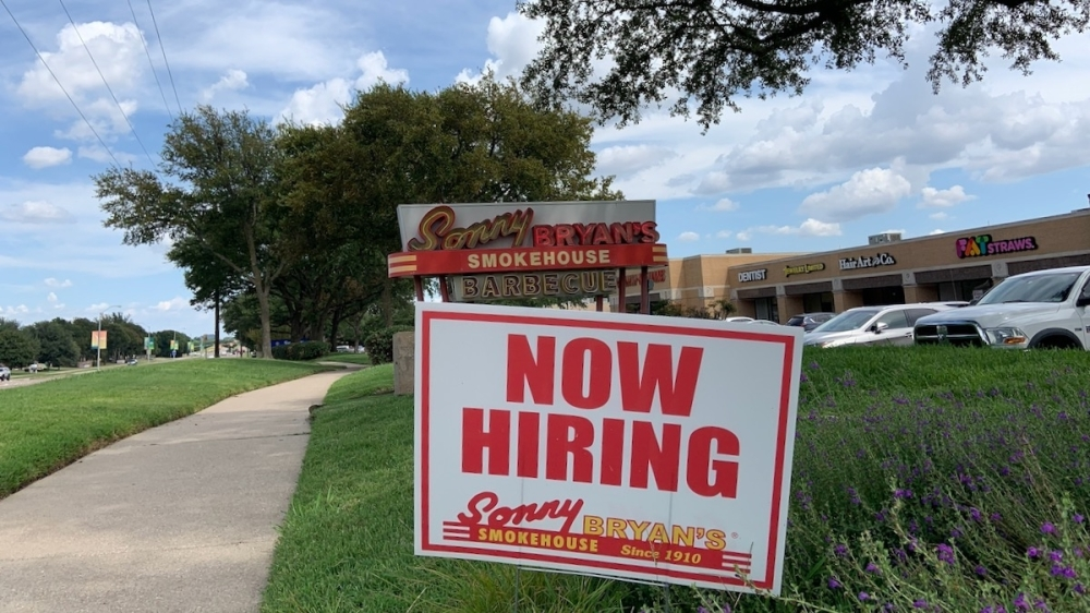 Sonny Bryan's Smokehouse is among the many Richardson restaurants hiring amid a pandemic-related surge in demand. (Tracy Ruckel/Community Impact Newspaper)