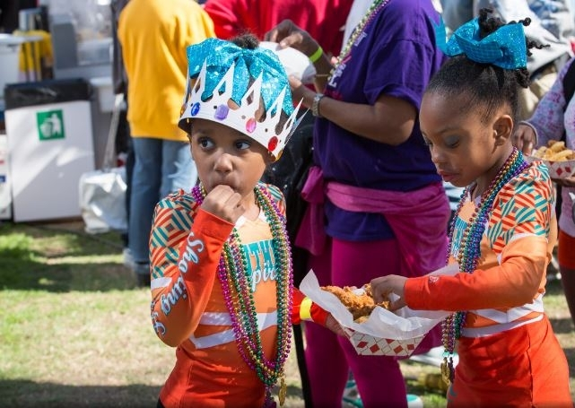 The Houston Creole Heritage Festival comes to Midtown Park on Oct. 2. (Courtesy Houston Creole Festival)