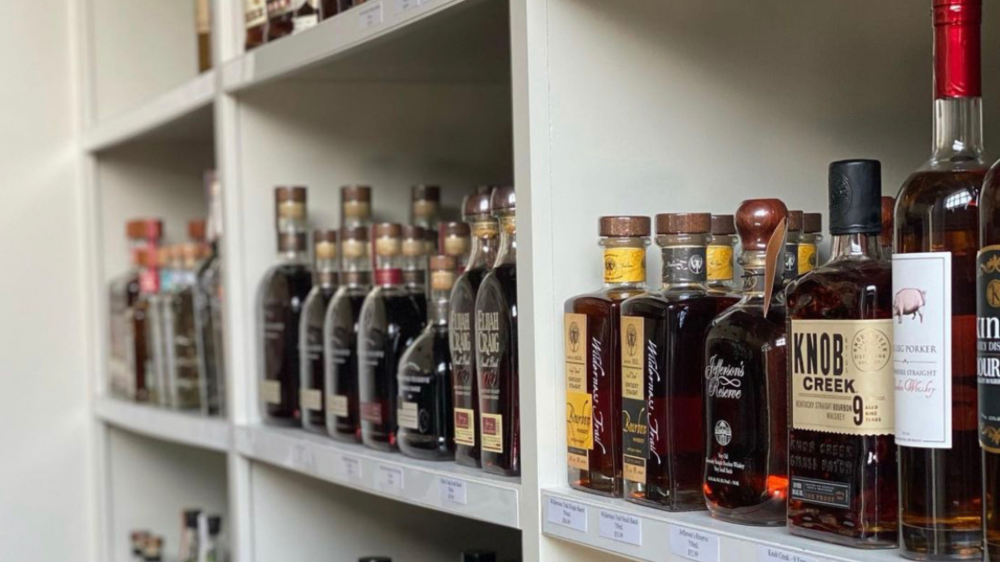 Bakehouse Wine & Spirits opened in early September in Franklin. (Courtesy Bakehouse Wine & Spirits)