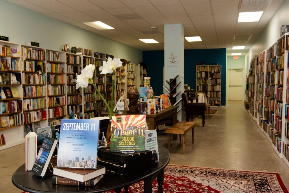 Village Books hosted a grand opening on Sept. 10. (Courtesy Village Books)