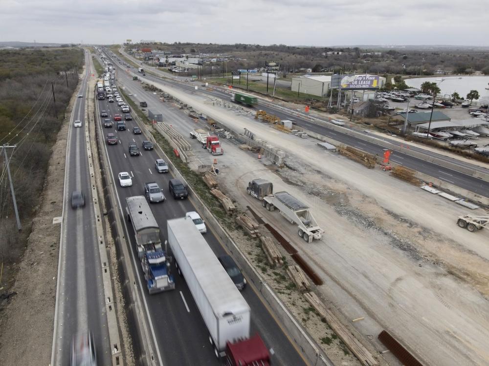 Demolition of the bridge was originally scheduled for Sept. 15 and has been delayed to Sept. 22. (Warren Brown/Community Impact Newspaper)