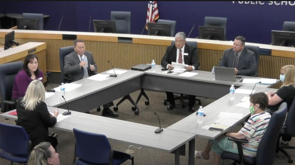 Gilbert Public Schools governing board