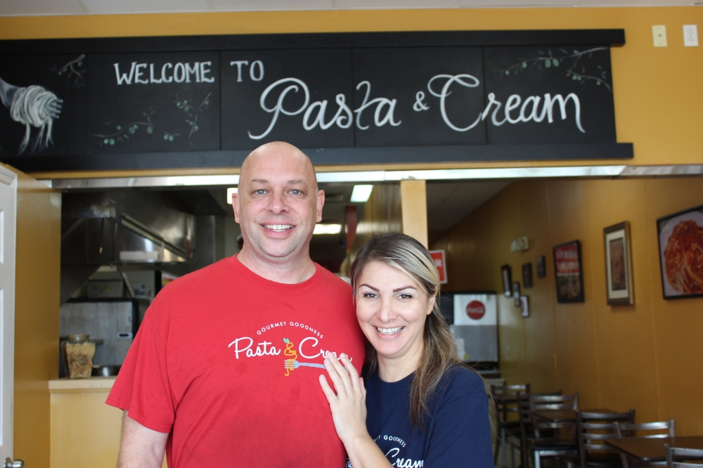 Owners Eric and Felour Shanklin opened the eatery in 2014. (Photos by Wendy Sturges/Community Impact Newspaper)
