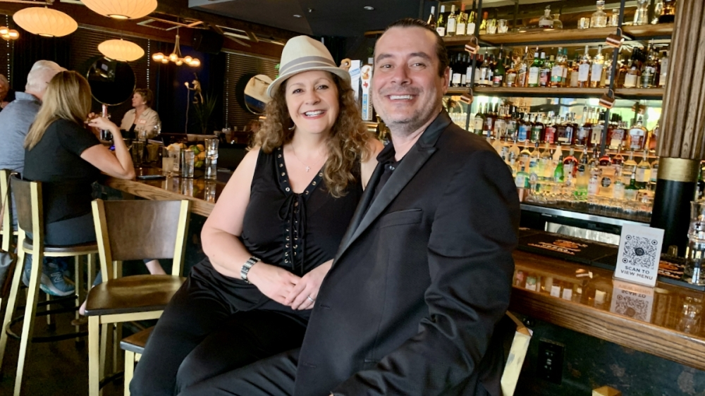 Owners Billy-Joe and Suzanne Hunt opened The Gramercy in October 2020. (Photos by Greg Perliski/Community Impact Newspaper)