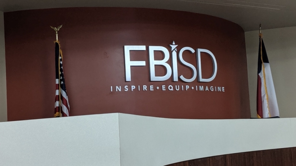 Normal school operations will resume at Fort Bend ISD's Fort Settlement Middle School after power was restored to the campus. (Community Impact Newspaper staff)