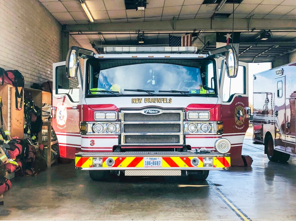 The fire department will host four public meetings this fall, with the first from 6-7 p.m. on Sept. 16. (Community Impact Newspaper Staff)