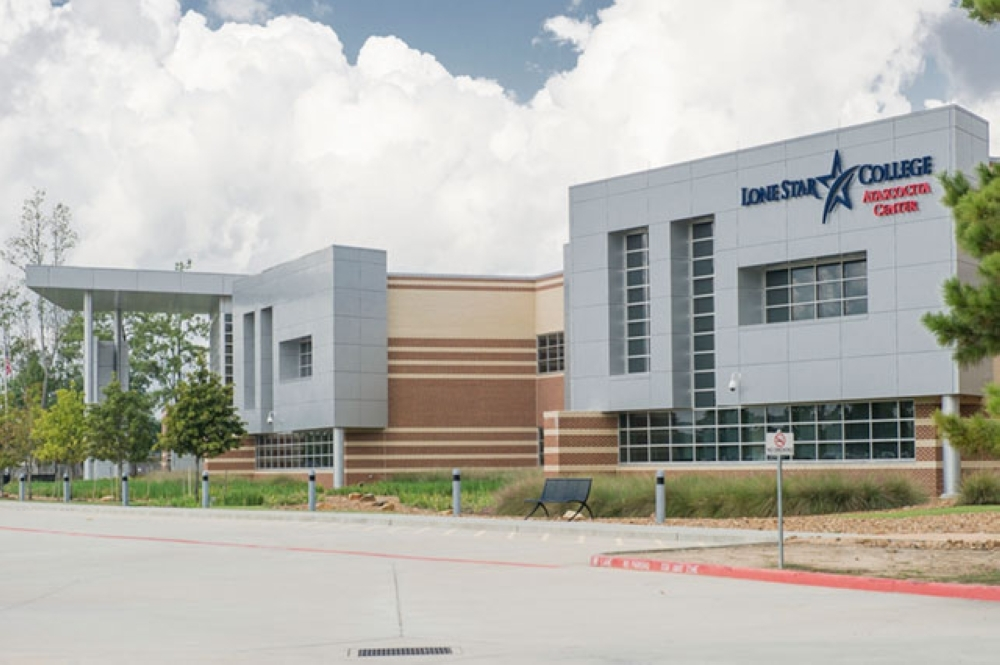 iSchool High-Atascocita, a tuition-free public charter school, opened on Aug. 23 at Lone Star College-Atascocita Center, 15903 W. Lake Houston Parkway, Houston. (Courtesy Lone Star College)
