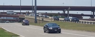 North Central Texas Council of Governments is proposing new uses for high-occupancy vehicle lanes on US 75 and is asking the public to provide feedback on the plan. (Community Impact staff)