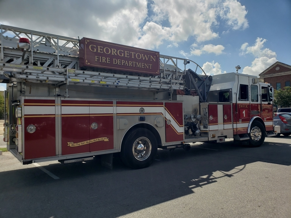 Georgetown Fire responded Sept. 18 to a call at the Ponderosa Pet Resort. (Community Impact Newspaper File Photo)