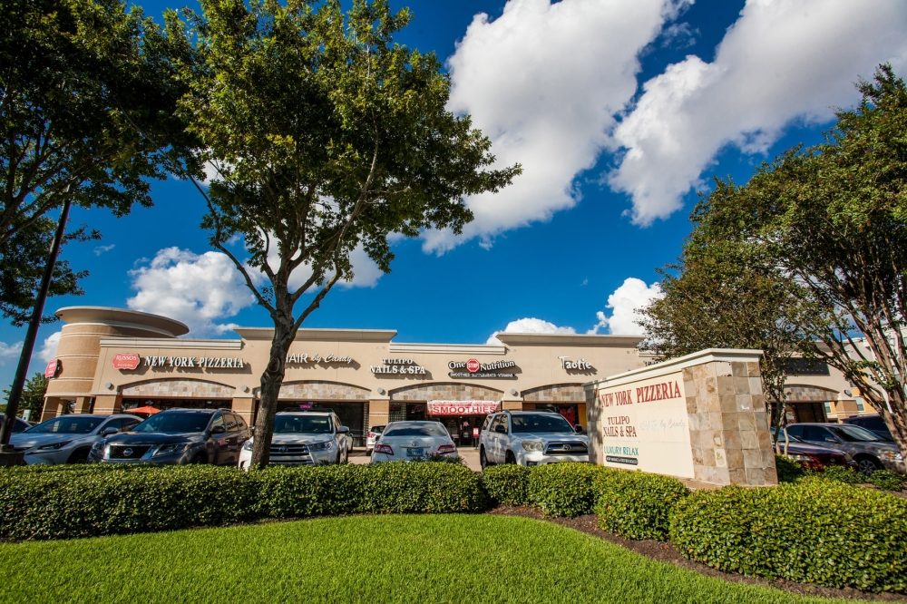 Briar Forest Plaza has been sold in an off-market transaction. (Courtesy NewQuest Properties)