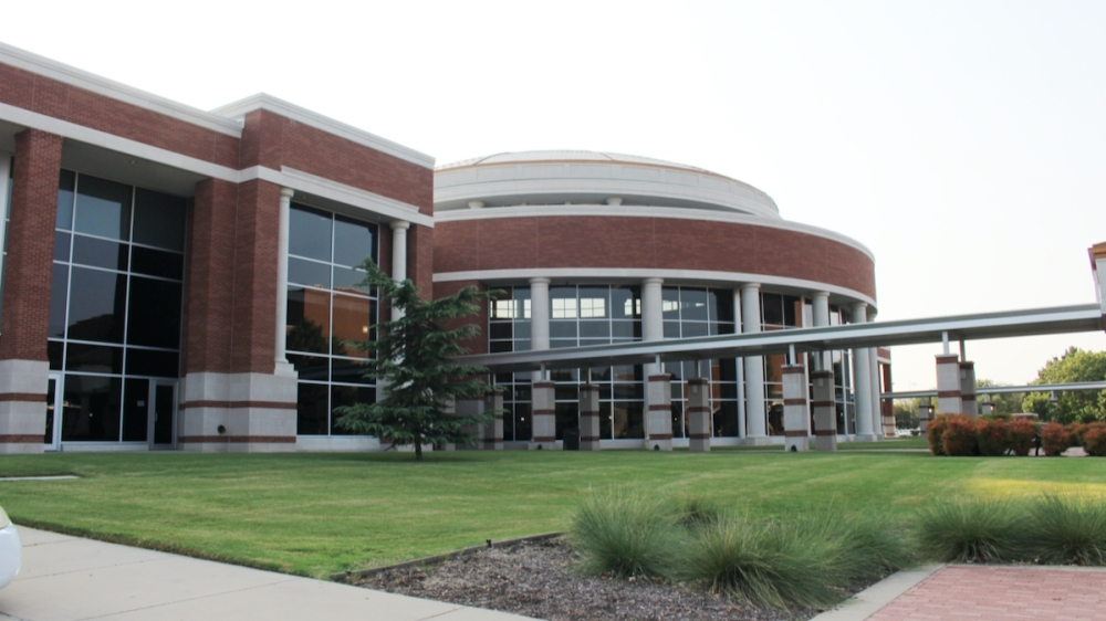 Collin College's Plano Campus is located at 2800 E. Spring Creek Parkway. (William C. Wadsack/Community Impact Newspaper)