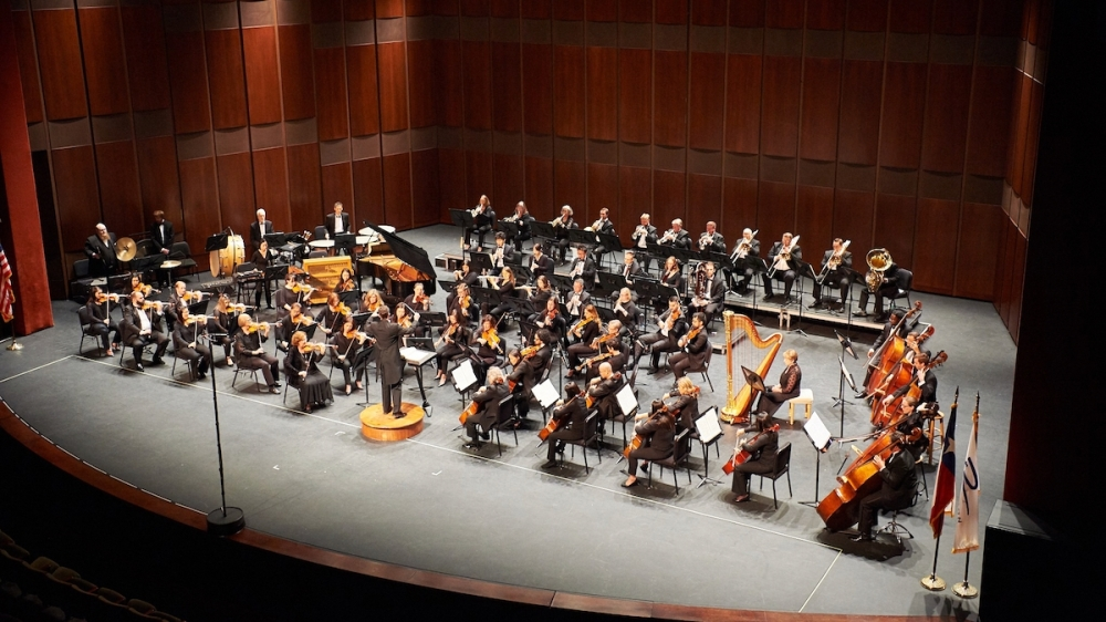 Richardson Symphony Inc. is expected to receive the largest grant of $55,000. (Courtesy Richardson Symphony Orchestra)