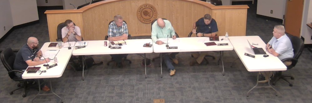 Cibolo City Council passes FY22 Budget and Tax Rate. (Jarrett Whitener/ Community Impact)