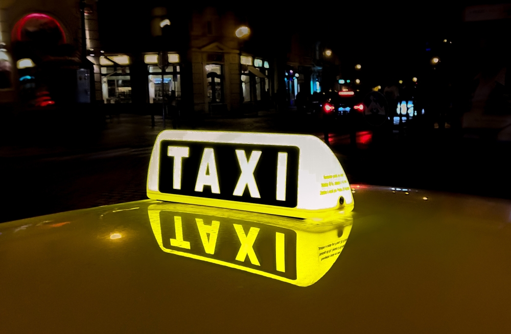 Loosened taxicab regulations that began at the start of the COVID-19 pandemic became permanent Sept. 15. (Courtesy Pexels)