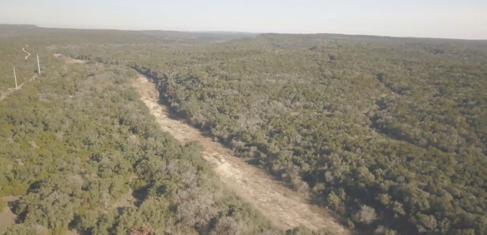 Edwards Aquifer Authority's field research park in far North Central San Antonio will be the site of a special project Sept. 25 as EAA marks National Public Lands Day. (Courtesy Edwards Aquifer Authority)