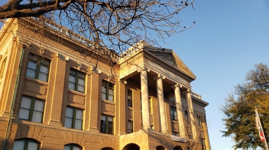 Williamson County Court House