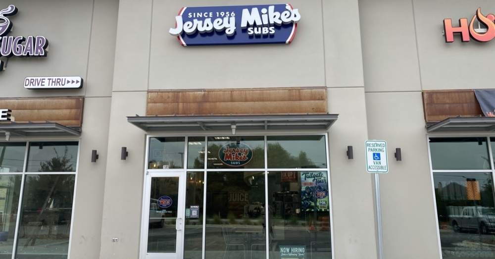 A new Jersey Mike's Subs location opened Sept. 1 at 635 University Blvd., Ste. 105, Round Rock. (Brooke Sjoberg/Community Impact Newspaper)