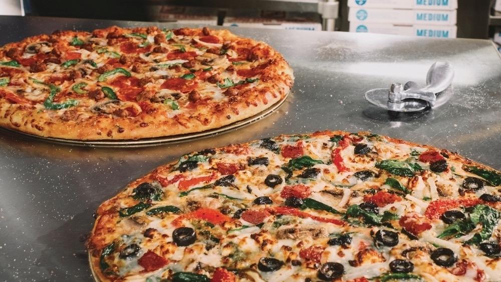 Domino's menu includes pizzas, sandwiches, pasta, desserts and more. (Courtesy Domino's)