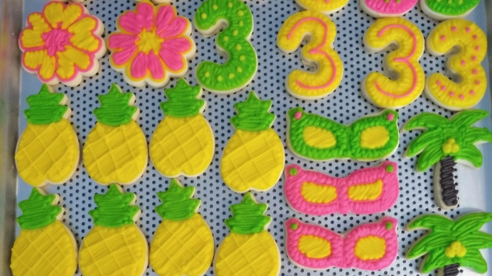 Cookies in Bloom is set to close its McKinney location this month. (Courtesy Cookies in Bloom)