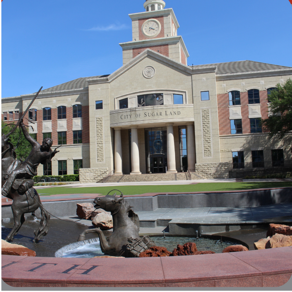 The city's fiscal year 2021-22 tax rate was approved at the September meeting, with a 1.68% raise from fiscal year 2020-21. (Claire Shoop/Community Impact News)
