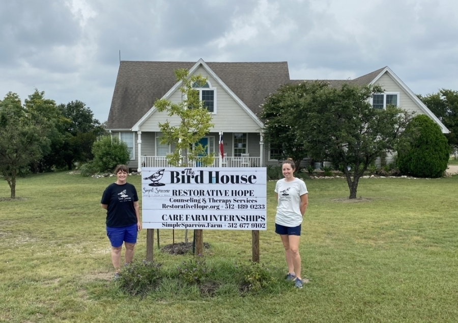 Simple Sparrow Farm is based in Hutto. (Brooke Sjoberg/Community Impact Newspaper)