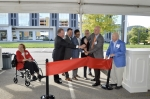 Hill Center Brentwood marked the completion of Phase 2 on Sept. 22. (Courtesy H.G. Hill Co., Gray Public Relations)