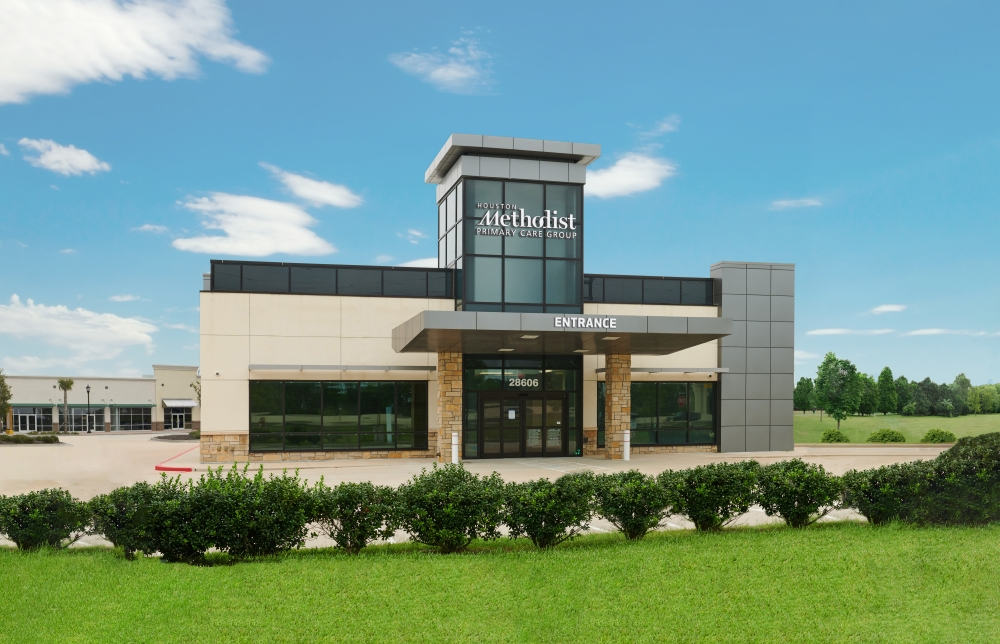 The new clinic opened in the Fairfield area in late August. (Courtesy Houston Methodist)