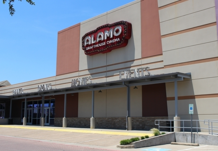 The Alamo Drafthouse location in Richardson reopened in mid-September. (William C. Wadsack/Community Impact Newspaper)