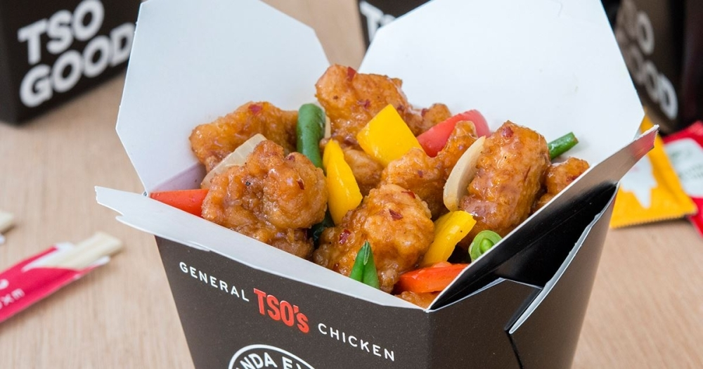 Panda Express opened a new location at The Grid in Stafford on July 16. (Courtesy Panda Express)