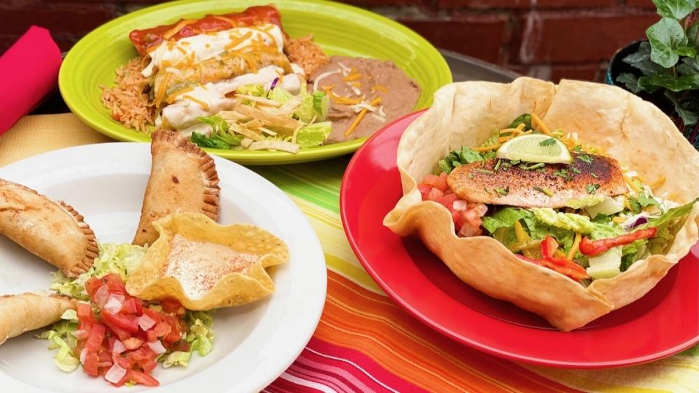 El Mejor Mexican Kitchen   Cantina serves several dishes, including empanadas, enchiladas and fish salads. (Courtesy El Mejor Mexican Kitchen   Cantina)