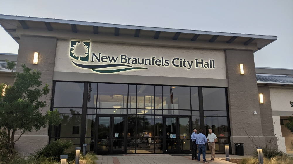The New Braunfels budget includes $90.59 million in general fund expenditures which includes funding for six firefighters, four patrol police officers, one police sergeant and one-time expenses for several departments. (Lauren Canterberry/Community Impact Newspaper)