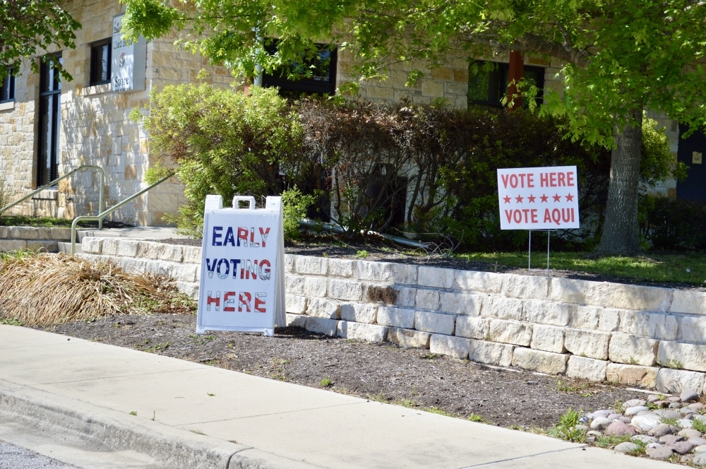 Early voting for the Nov. 2 election runs Oct. 18-29. (Taylor Girtman/Community Impact Newspaper)