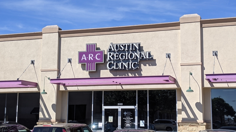 ARC Hutto's expansion will allow the clinic to accommodate more physicians and patients. (Carson Ganong/Community Impact Newspaper)