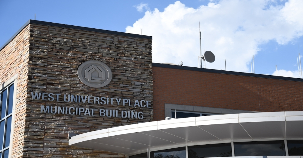 In a unanimous vote, the West University Place City Council approved the fiscal year 2021-22 budget and tax rate. (Hunter Marrow/Community Impact Newspaper)