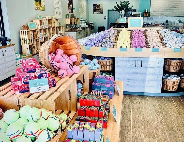 Buff City Soap on Sept. 23 opened its location at 11302 Broadway St., Ste. 106, Pearland. (Courtesy Buff City Soap)