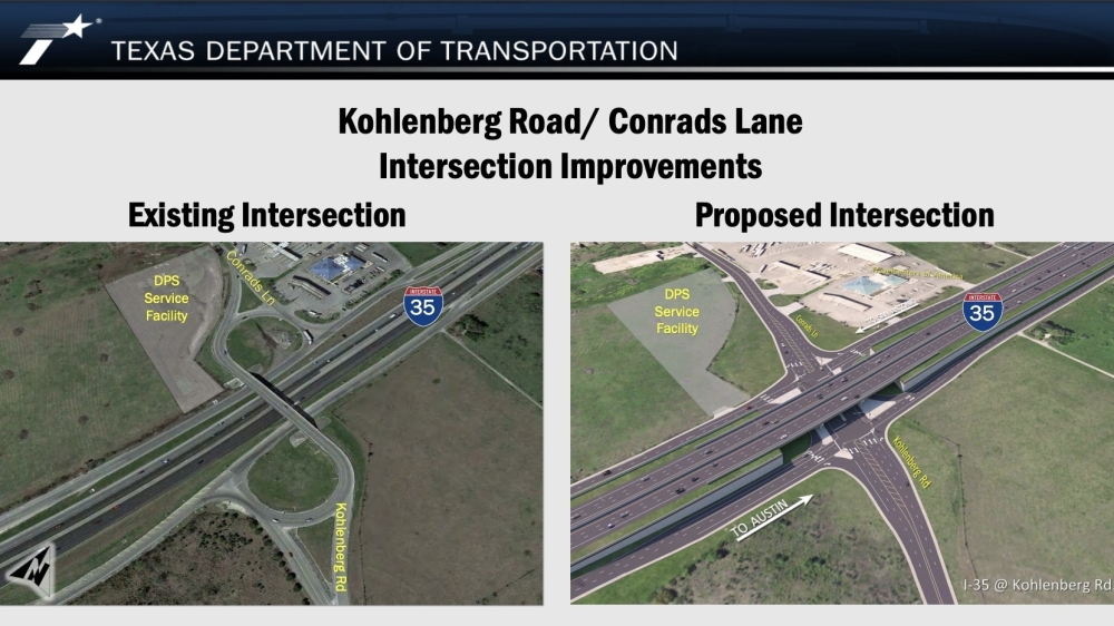 The overpass was originally scheduled to be demolished on Sept. 15 but a series of delays have pushed the project back to early October. (Courtesy Texas Department of Transportation)