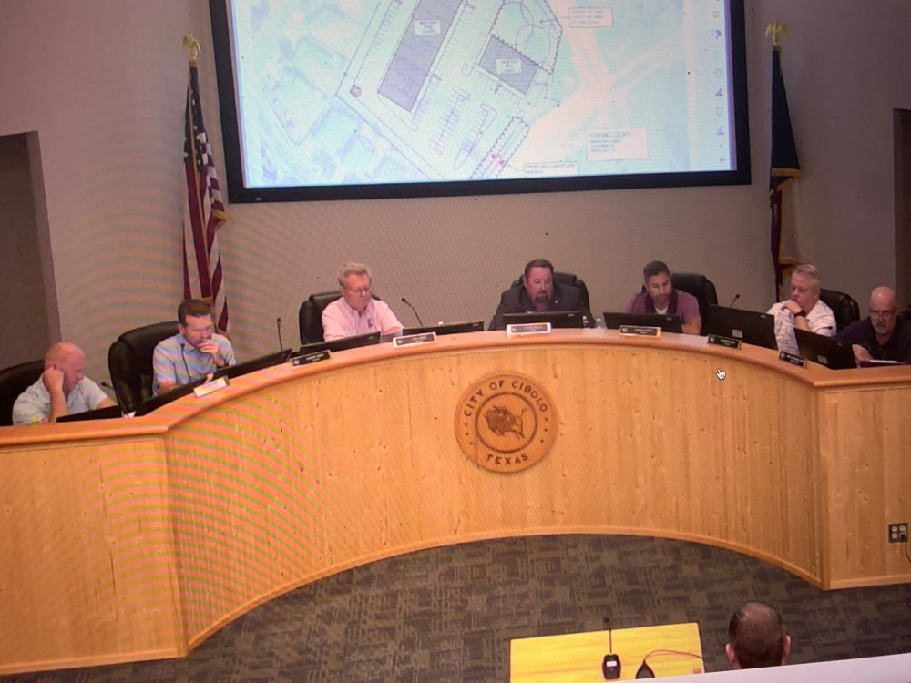 Cibolo City Council approved a 380 agreement that paves the way for a new H-E-B store on Main Street. (City of Cibolo meeting feed)