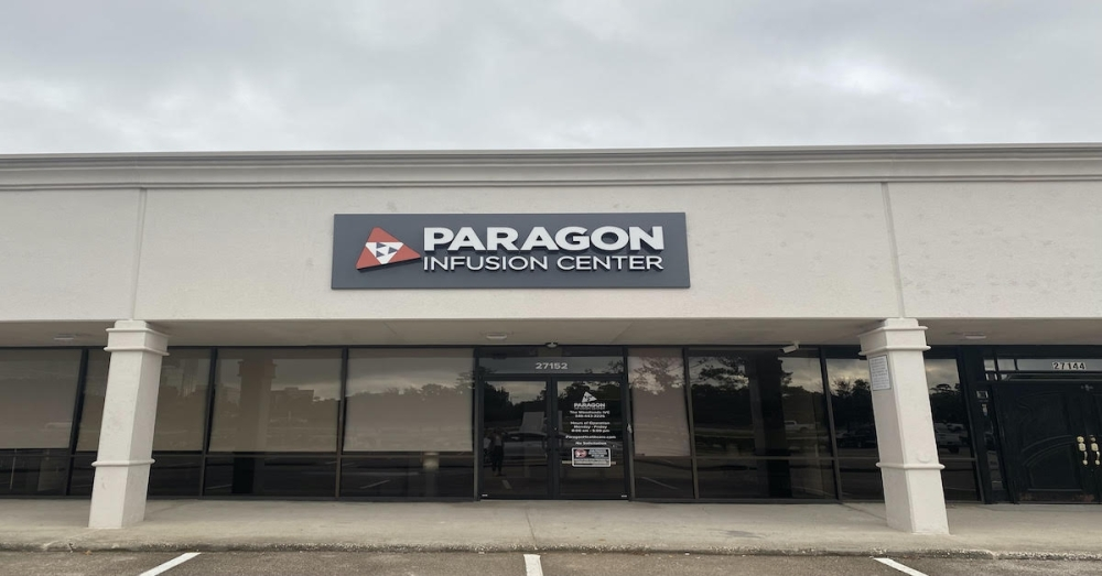 The Paragon Infusion Center is a facility that practices injectable and infusible drug therapies used to treat a variety diseases and conditions with specialties in Crohn's disease, rheumatoid arthritis, multiple sclerosis and ulcerative colitis, according to the center. (Ally Bolender/Community Impact Newspaper)