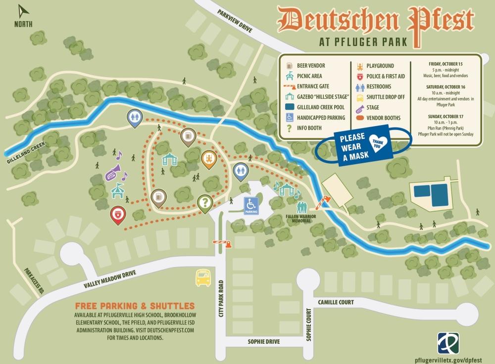 Deutschen Fest 2021 is still happening in Pflugerville. (Courtesy city of Pflugerville)