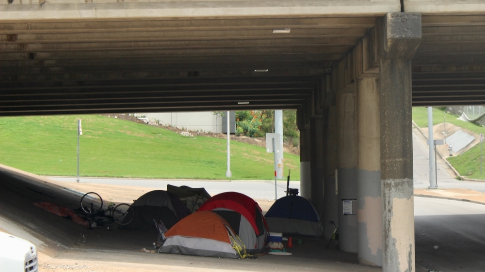 The program is aimed at seeing the federal government support the use of millions in pandemic relief dollars and housing vouchers on homelessness at the local or state level. (Ben Thompson/Community Impact Newspaper)