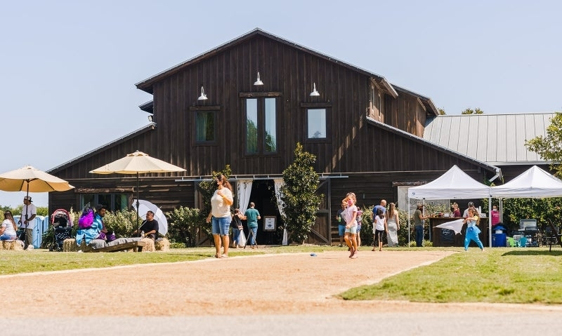 This weekend is the 2nd annual fall harvest at Lone Oak Barn. (Courtesy Lone Oak Barn)